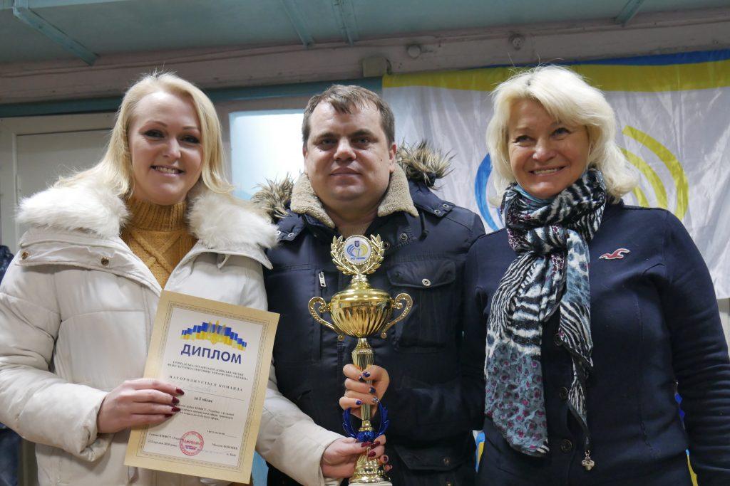 Відкритий Кубок КМФСТ «Україна» з кульової стрільби